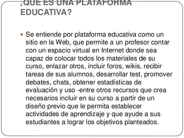 """Plataformas educativas Dennis Arevalo, Nicholas Ortega 6to """"8"""" Slide 2"""