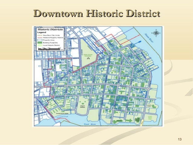 13 Downtown Historic DistrictDowntown Historic District