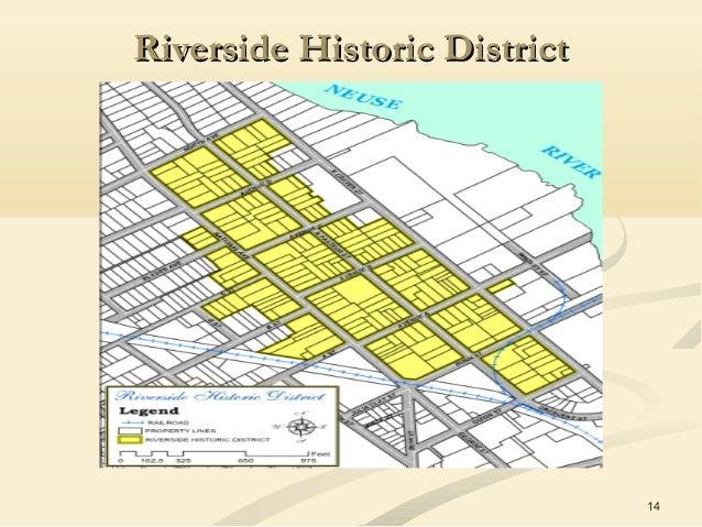 14 Riverside Historic DistrictRiverside Historic District