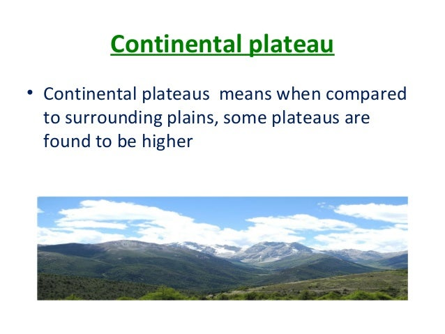 PPT-Plateaus
