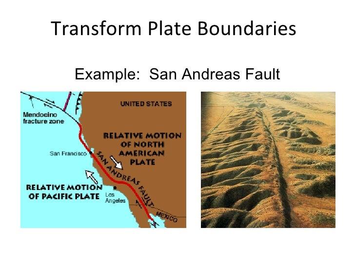Plate boundaries powerpoint.
