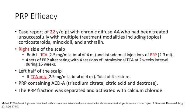 PRP Contraindications • Platelet dysfunction • Thrombocytopenia • Coagulation disorders • Anticoagulant therapy • Hemodyna...