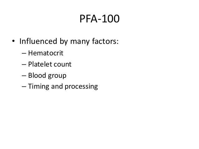 Aggregometry • Weak agonists: – ADP and epinephrine: biphasic platelet aggregation  • Strong agonists – Collagen, TRAP (th...