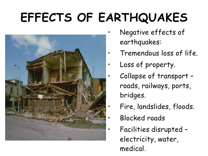 effects of earthquakes fire - photo #12