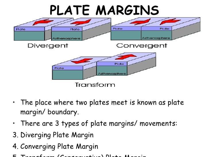 place where 2 tectonic plates meet the parents