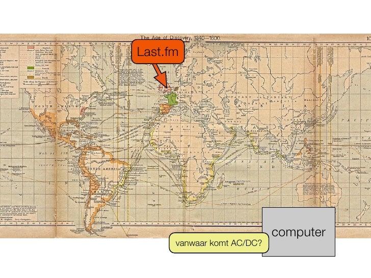 Last.fm                                 computer       vanwaar komt AC/DC?