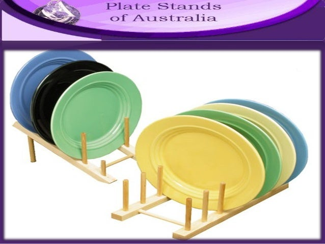 Who Are We ?We are Australia based company. ?We are one of the Plate and Bowl Stand Acrylic Plate Stand Classic ...  sc 1 st  SlideShare & Plate Stands is now Available online at low Cost