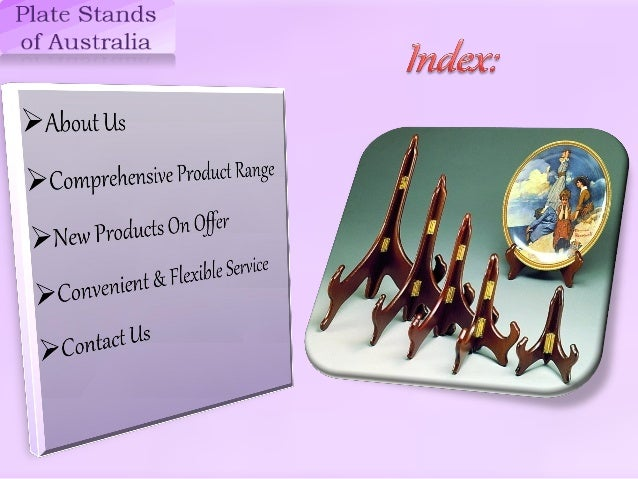 Comprehensive Range of Display Stands; 2. & plate-stands-of-australia-2-638.jpg?cb\u003d1428293129