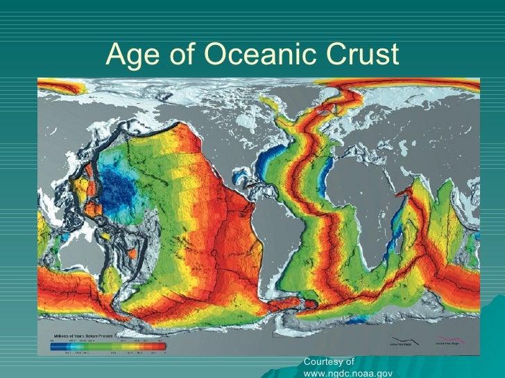 plate tectonics and crust oceanic lithosphere 103 oceanic crust/oceanic lithosphere  if the oceanic plate is 100 km across,  plate tectonics chapter 4 test bank.