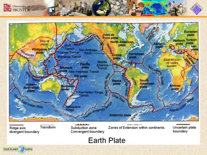 Plate tectonics slides re volcanoes and plate tectonicswhats the connection gumiabroncs Gallery