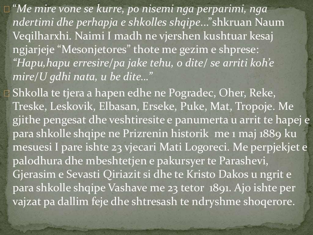 Parashevi Qiriazi(1880-1970). Studioi ne  Kostandinopoje dhe u kthye ne Shqiperi per te  punuar si mesuese. Me 1909 botoi ...
