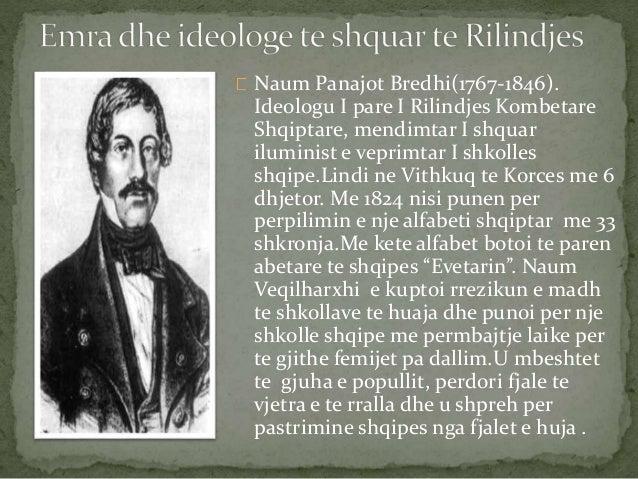 Naum Panajot Bredhi(1767-1846).  Ideologu I pare I Rilindjes Kombetare  Shqiptare, mendimtar I shquar  iluminist e veprimt...