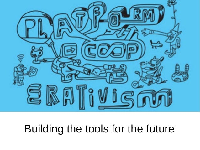 Building the tools for the future