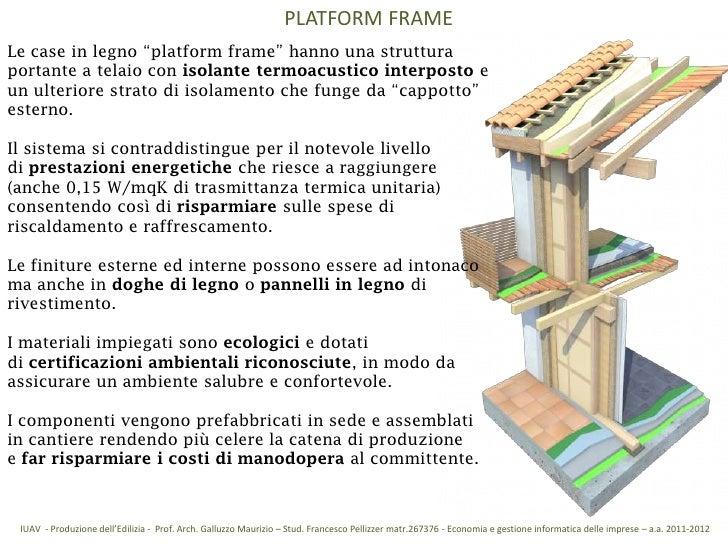 Platform frame e pannelli osb - Pannelli osb per esterno ...