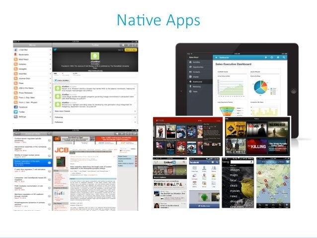 Platform vs. Native vs. HTML5: Which mobile development ...