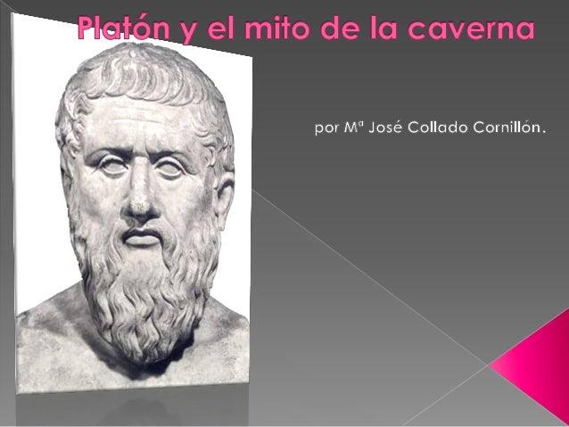  Contexto histórico-cultural y filosófico de Platón.  Términos fundamentales.  El mito de la caverna.  Realidad y cono...