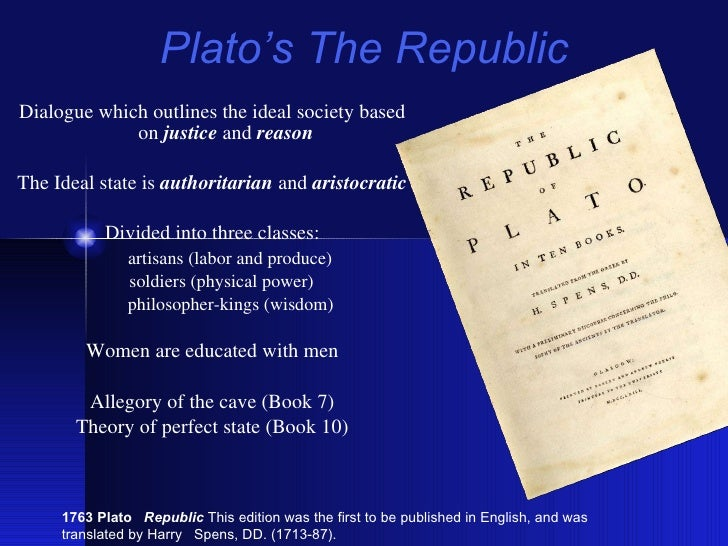 plato the republic of plato essay