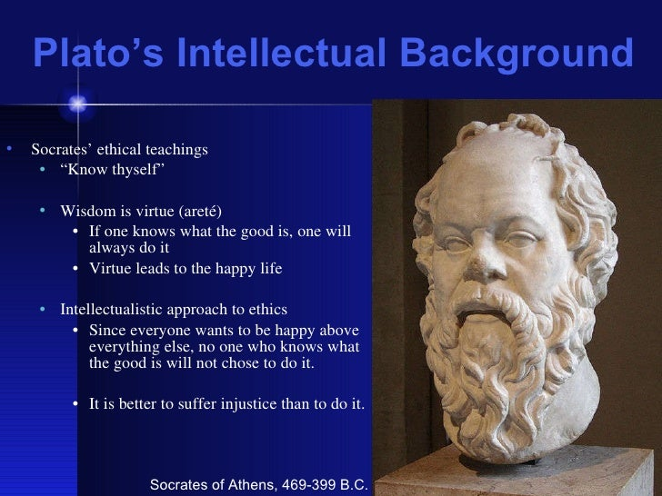 plato the good life summary