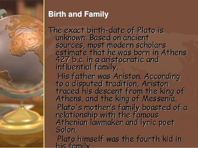 a life and contribution of plato Plato and aristotle were influenced by pythagoras's way of thinking  pythagoras took many trips in his life his first came when he was only a child.
