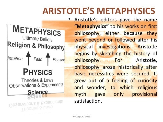 metaphysics plato and aristotle At the age of eighteen aristotle entered plato's academy and soon became recognized as its this translation of aristotle's metaphysics is published by nuvision.