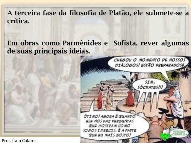 Ideias De Platão ~ Plat u00e3o e a teoria das ideias