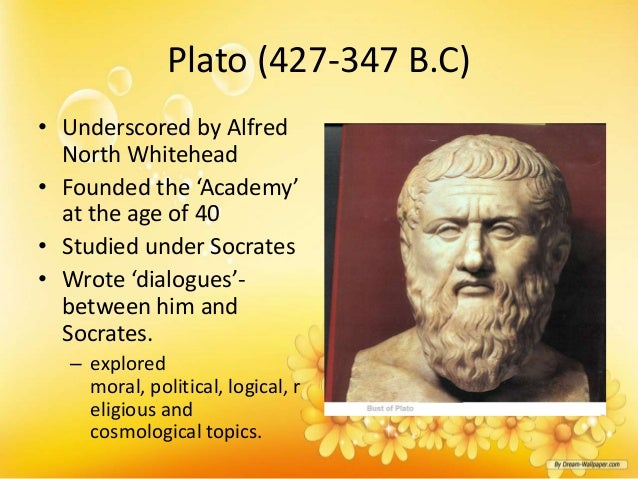 Plato's idea of democracy