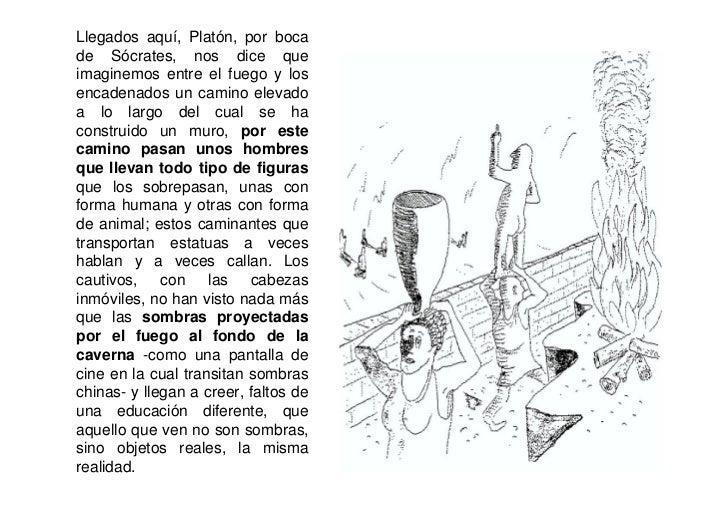 Platon Mito De La Caverna
