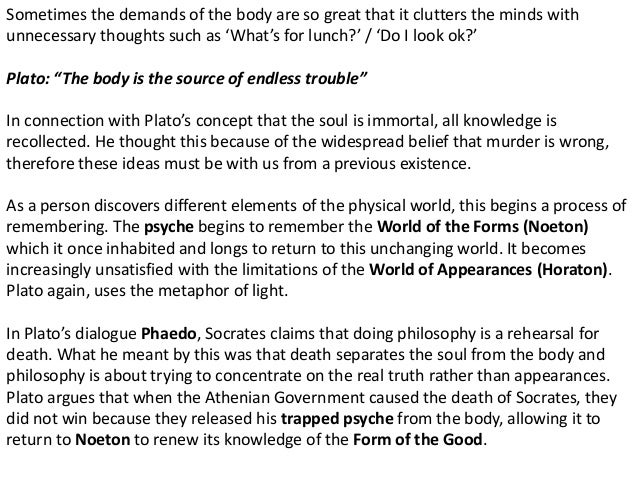plato form of the good Before we get into the essence of plato's theory of forms, let's quickly  and of the  brightest and best of being, or in other words, of the good.