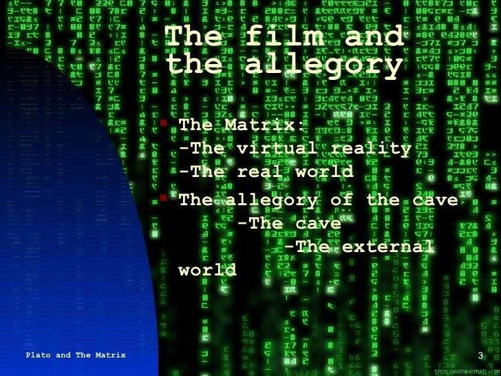 matrix to plato Compre contrast - plato's allegory of the cave and the matrix.