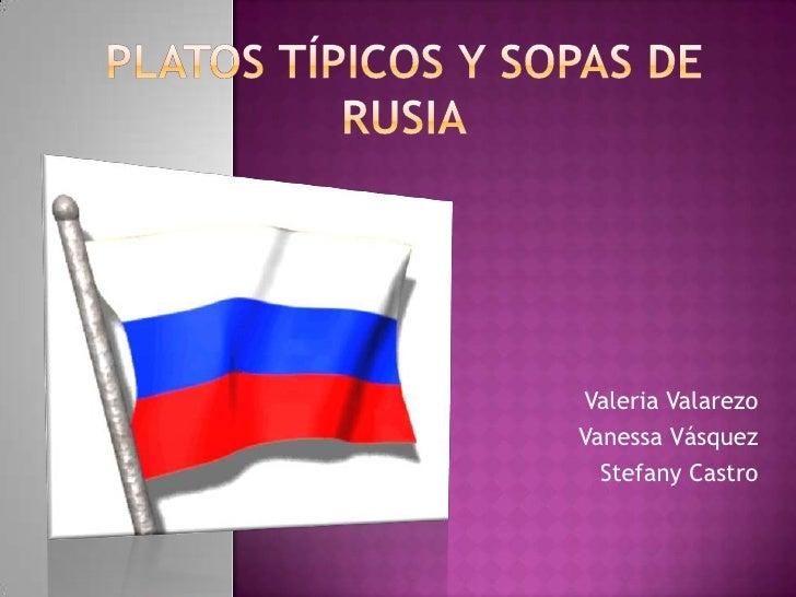 Valeria ValarezoVanessa Vásquez  Stefany Castro