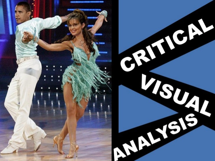 analyzing a visual You can analyze and evaluate how visual images communicate using the technique of rhetorical analysis.