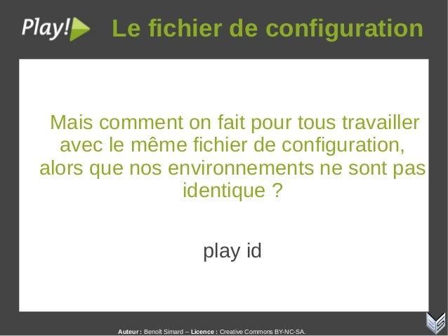 Auteur:Benoît Simard – Licence: Creative Commons BY-NC-SA. Lefichierdeconfiguration Mais comment on fait pour tous t...