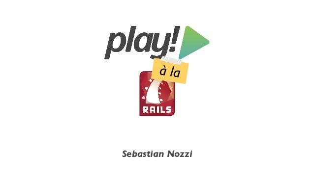 à la Sebastian Nozzi