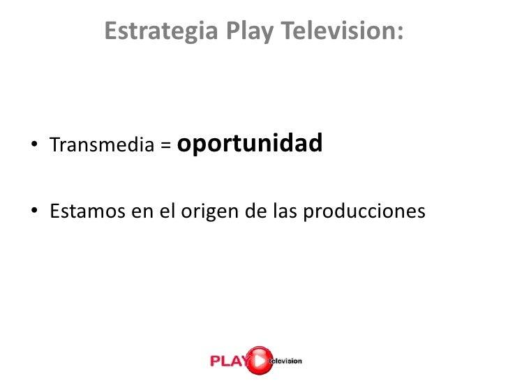 """Los Twittersodios de Play Television:  Iniciativa Transmedia para la serie de Antena 3 """"El Barco"""" Slide 3"""