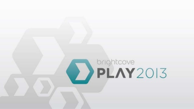 BRIAN DEITTE, ARCHITECT AT BRIGHTCOVEWILL WEINGARTEN, PRODUCT MANAGER FOR DFP VIDEODelivering Ads with HTML5Players Using ...
