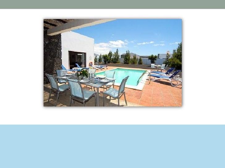 Playa blanca holiday villa Slide 2