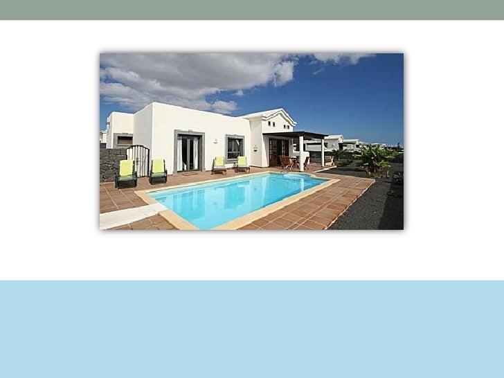 Playa blanca lanzarote villas