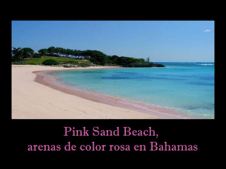 Praias coloridas Slide 3