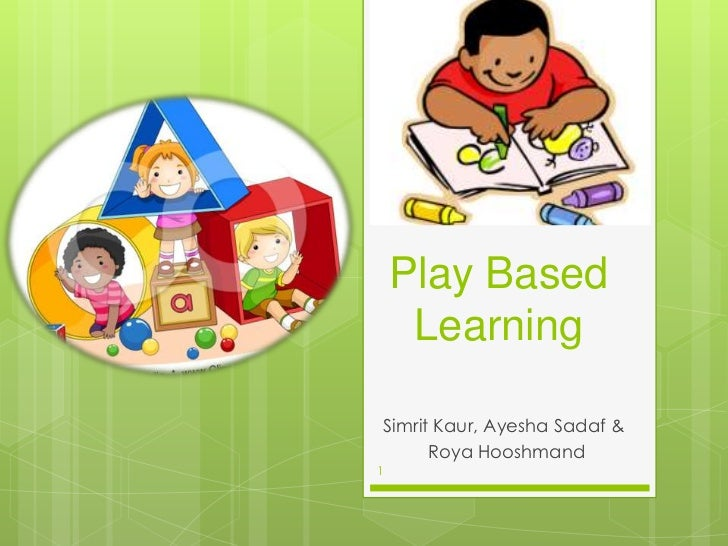 play based learning essay The uk's original provider of custom essays wwwukessayscom if you are using this resource in your work please remember to reference and cite the original work.