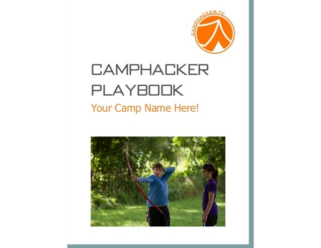 CampHacker Playbook Your Camp Name Here!