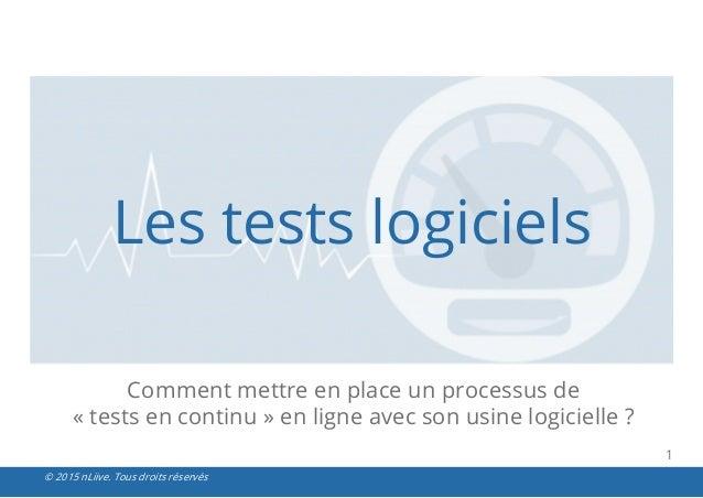 avis d u0026 39 expert   les tests logiciels
