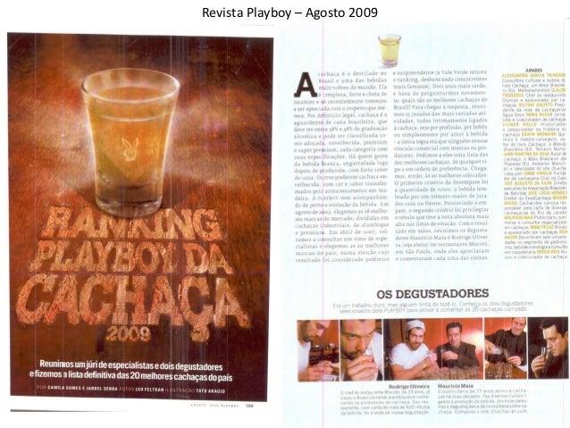 Revista Playboy – Agosto 2009