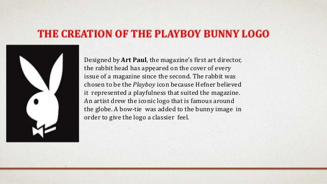 The History Of The Playboy Brand
