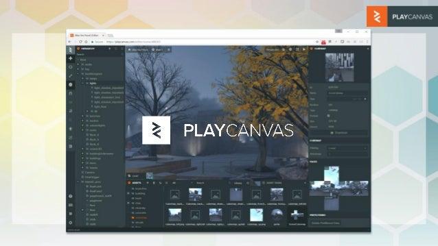 【Mini Tech Talk】PlayCanvasを用いた新しいゲーム・Web開発スタイル(2017/10/011講演)  Slide 3