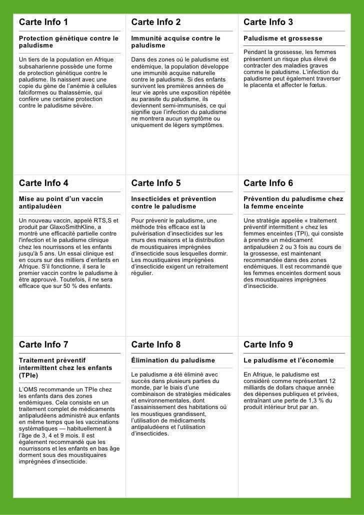 Carte Thème 10                            Carte Thème 11                           Carte Thème 12Paludisme et pauvreté    ...