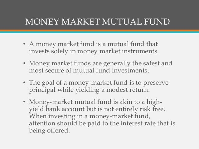 mutual fund and capital market Different types and kinds of mutual funds feb 5, 2015, 0322 pm ist it, pharmaceuticals, etc or segments of the capital market like large caps, mid caps, etc.
