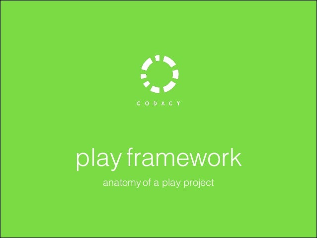 play framework anatomy of a play project