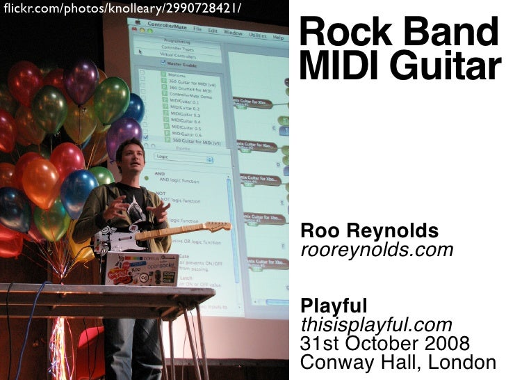 flickr.com/photos/knolleary/2990728421/                                           Rock Band                                ...