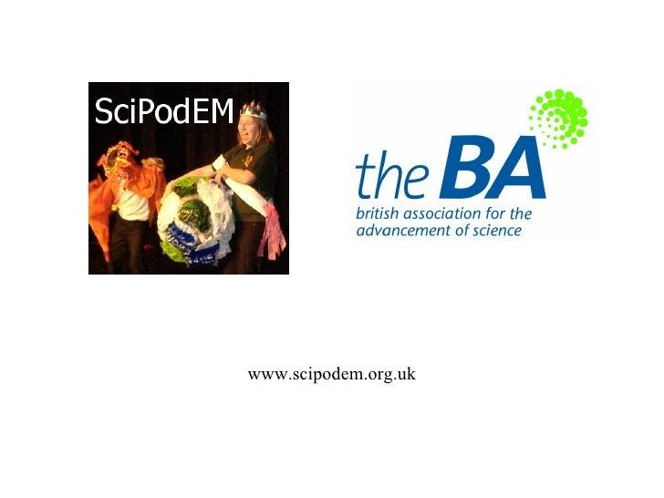 www.scipodem.org.uk