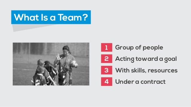 Playing Well With Others: Effective Multidisciplinary Teams Slide 3